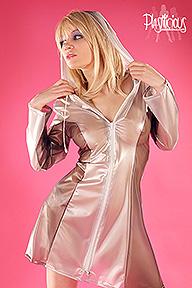 PVC Club Coat Plastilicious Plastic Fetisch Wear