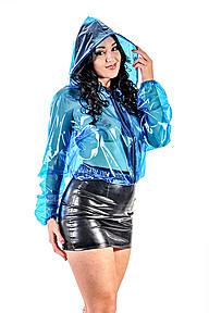 PVC Bomber Jacket Plastilicious Plastic Fetisch Wear