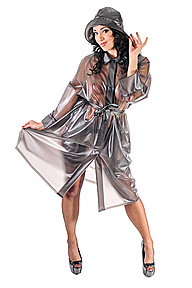 PVC Fashion Mac Plastilicious Plastic Fetisch Wear