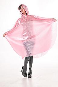 PVC Ladies Poncho Plastilicious Plastic Fetisch Wear