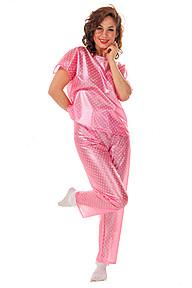 PVC Pyjamas Plastilicious Plastic Fetisch Wear