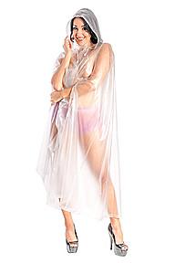 PVC Unisex Cape Plastilicious Plastic Fetisch Wear