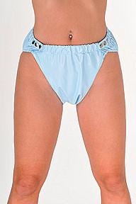 PVC Unisex Popper Pants Plastilicious Plastic Fetisch Wear