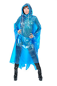 PVC Unisex Poncho Plastilicious Plastic Fetisch Wear